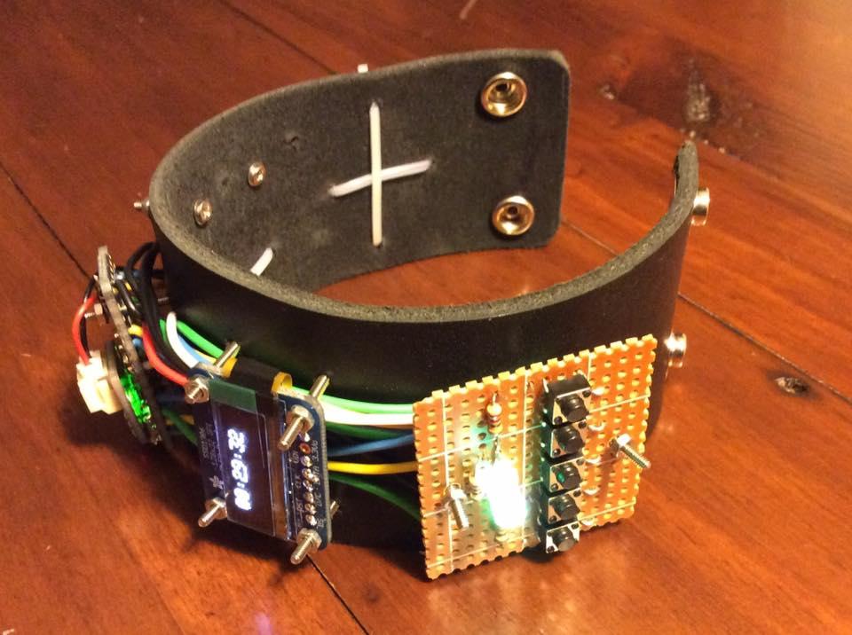 Arduino GPS Watch – Shawn Cruise